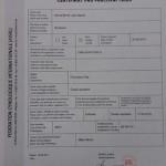 Pracovní certifikát, Český šampion a výběrová chovnost :-).
