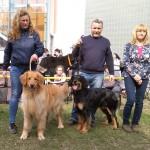 Národní výstava psů Ostrava 8.4.2018